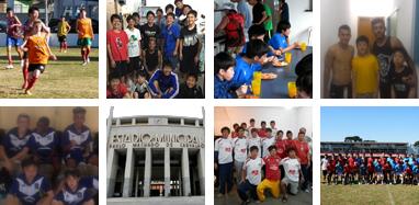 プロメテウスの春のブラジルサッカー遠征